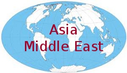 Newspapers for Asia & Middle East